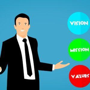misiune viziune valori
